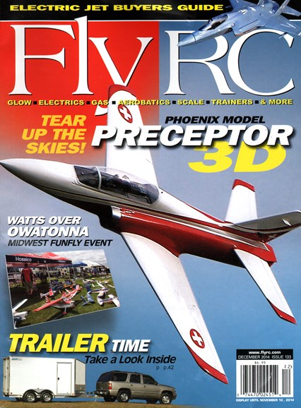Fly RC Cover - 12/1/2014