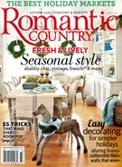Romantic Country Magazine 12/1/2014