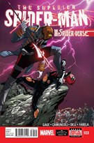 Superior Spider Man Comic 11/1/2014