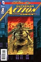 Superman Action Comics 11/1/2014