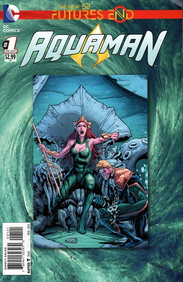Aquaman Cover - 11/1/2014