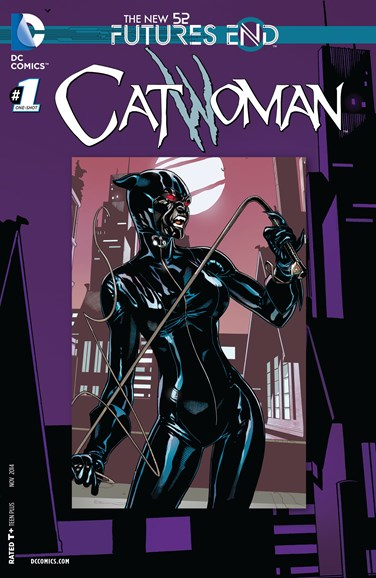 Catwoman Cover - 11/1/2014