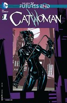 Catwoman Comic 11/1/2014