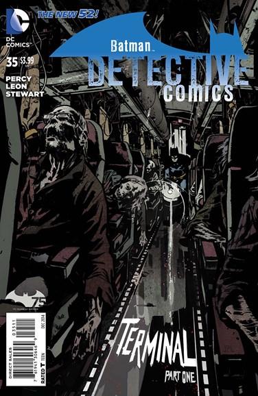 Detective Comics Cover - 12/1/2014