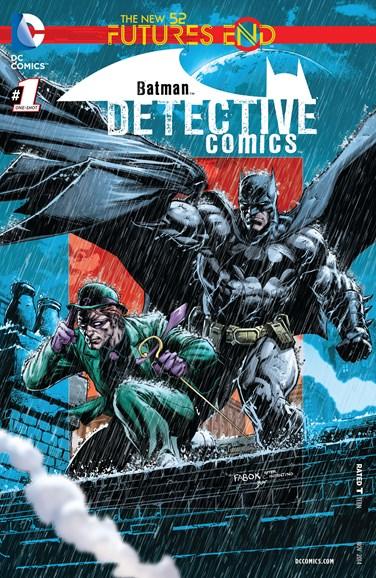 Detective Comics Cover - 11/1/2014