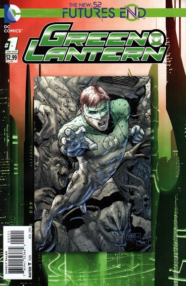 Green Lanterns Cover - 11/1/2014