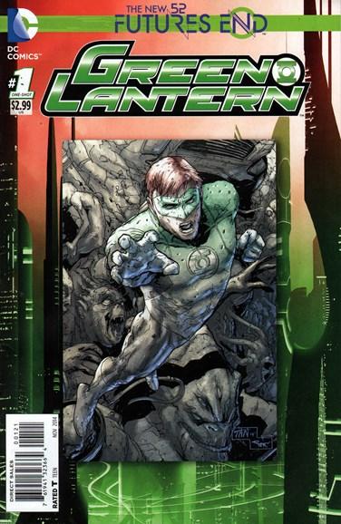 Green Lanterns Cover - 11/1/2014