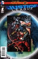 Justice League Comic 11/1/2014