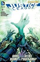 Justice League Comic 10/1/2014