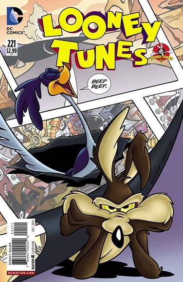 Looney Tunes Cover - 12/1/2014