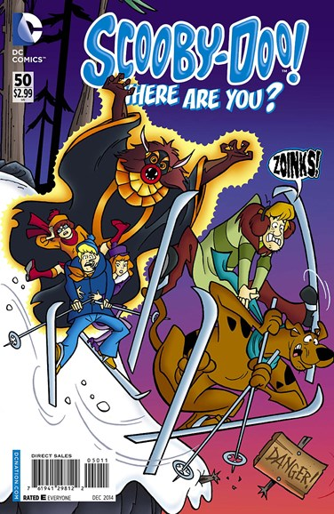 Scooby Doo, Where Are You? Cover - 12/1/2014