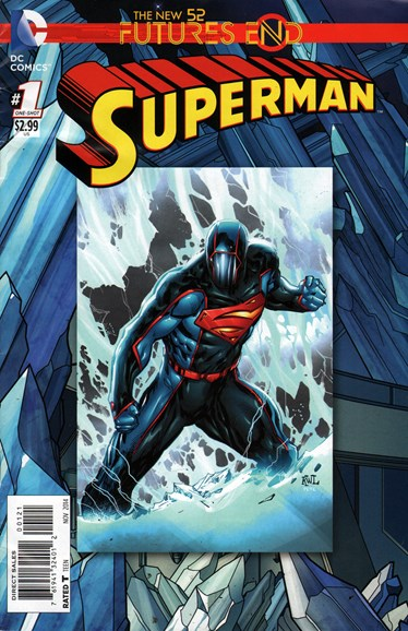 Superman Cover - 11/1/2014