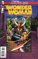 Wonder Woman Comic 11/1/2014