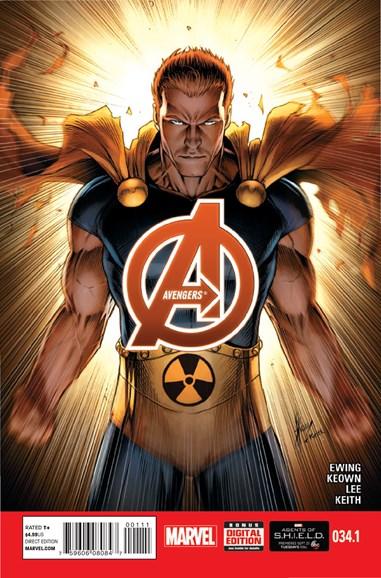 Avengers Cover - 11/1/2014