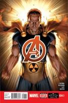 Avengers Comic 11/1/2014