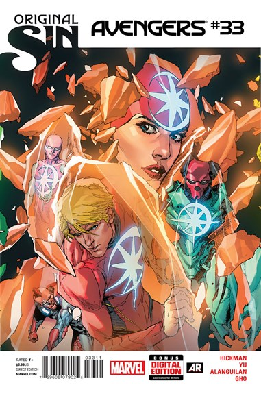Avengers Cover - 9/15/2014