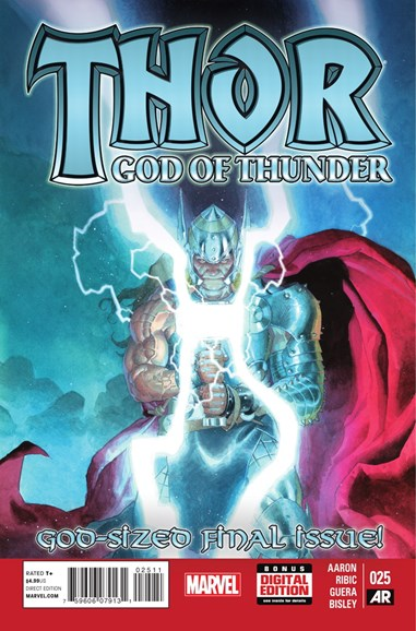 Thor Cover - 11/1/2014