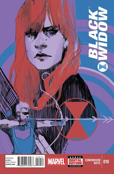 Black Widow Cover - 11/1/2014