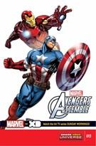 Marvel Universe Avengers Assemble 12/1/2014