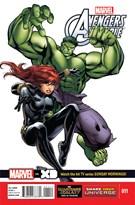 Marvel Universe Avengers Assemble 10/1/2014
