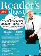 Reader's Digest Large Print 11/1/2014