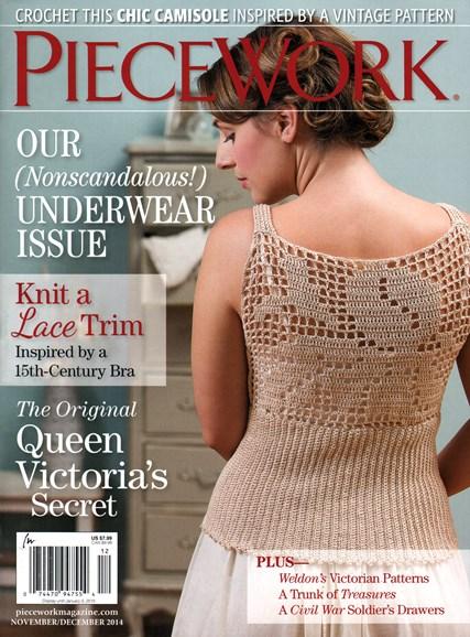 Piecework Cover - 11/1/2014