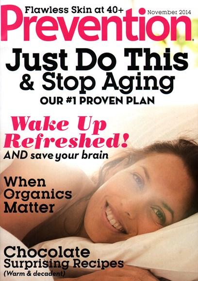 Prevention Cover - 11/1/2014