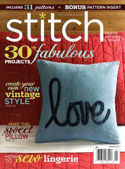 Stitch Cover - 12/1/2014