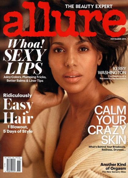Allure Cover - 11/1/2014