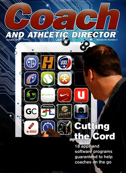 Coach & Athletic Director Cover - 10/1/2014