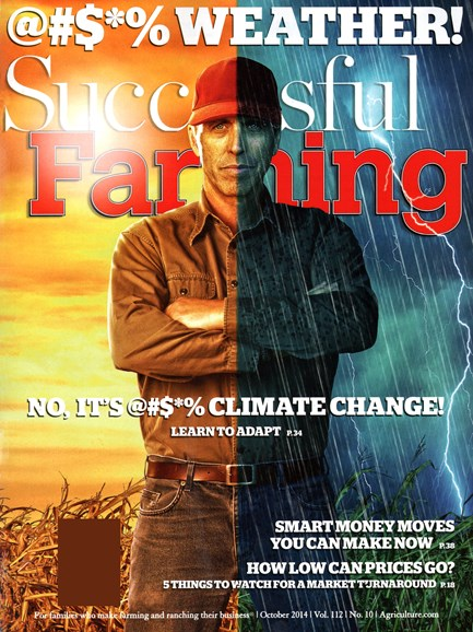 Successful Farming Cover - 10/1/2014