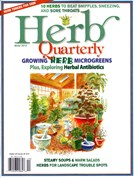 Herb Quarterly Magazine 12/1/2014
