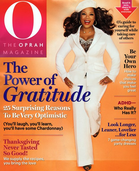 O The Oprah Cover - 11/1/2014