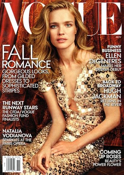 Vogue Cover - 11/1/2014