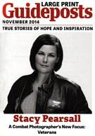 Guideposts Large Print Magazine 11/1/2014