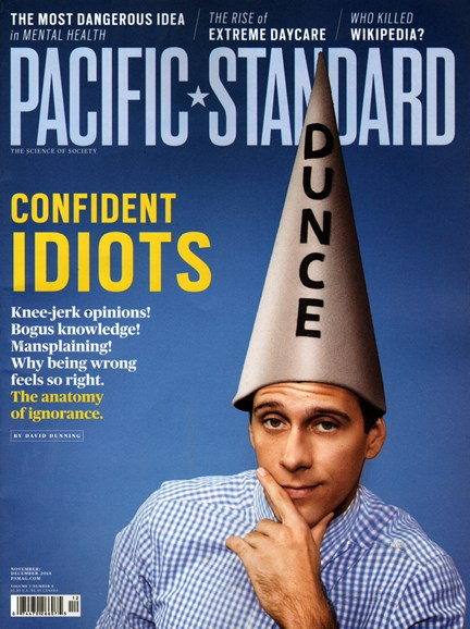 Pacific Standard Cover - 11/1/2014