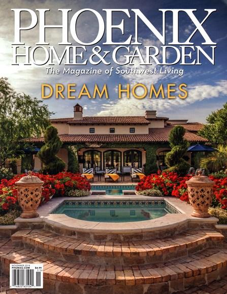 Phoenix Home & Garden Cover - 11/1/2014