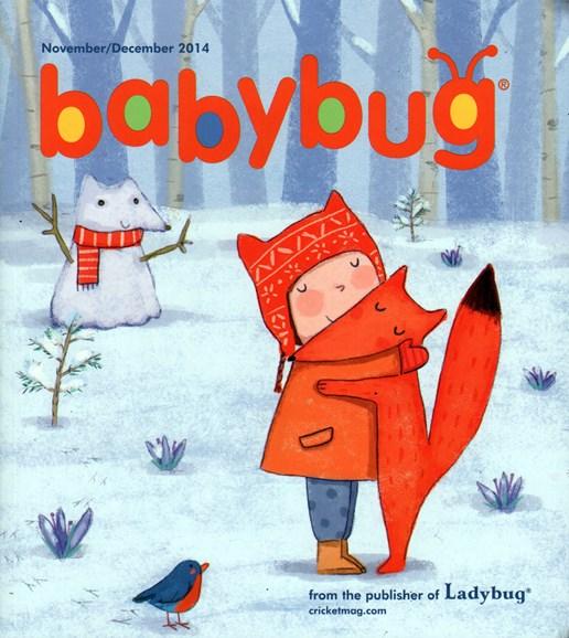 Babybug Cover - 11/1/2014