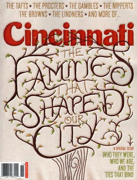 Cincinnati Cover - 11/1/2014
