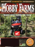 Hobby Farms 11/1/2014