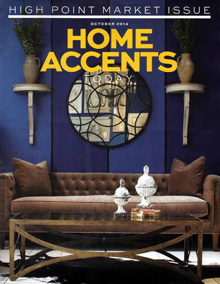 Home Accents Today Cover - 10/1/2014