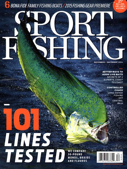 Sport Fishing Cover - 11/1/2014