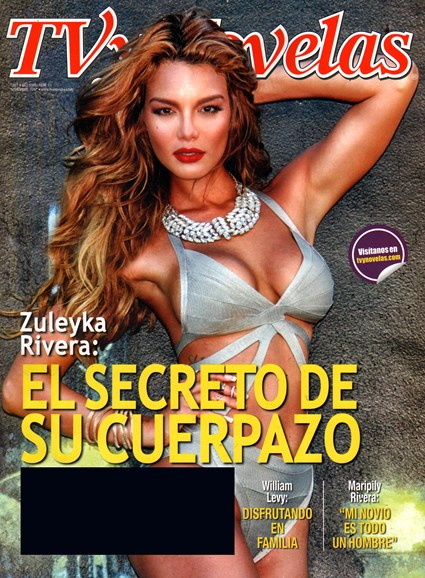 Tv Y Novelas Cover - 11/1/2014