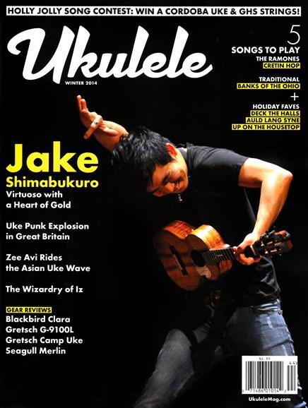 Ukulele Cover - 12/1/2014