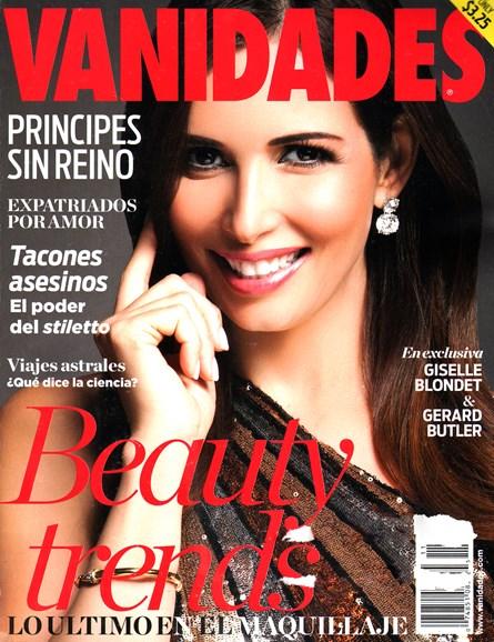 Vanidades Cover - 11/1/2014