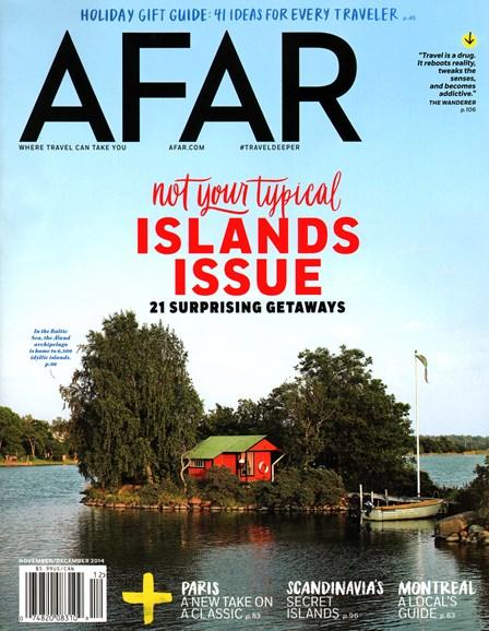 AFAR Cover - 11/1/2014
