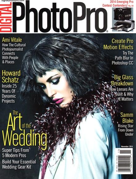 Digital Photo Pro Cover - 11/1/2014