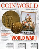 Coin World Monthly 11/1/2014