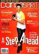 Dance Spirit Magazine 11/1/2014