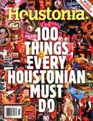 Houstonia Magazine 11/1/2014